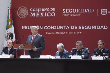 López Obrador anuncia un acuerdo con la Policía Federal de México