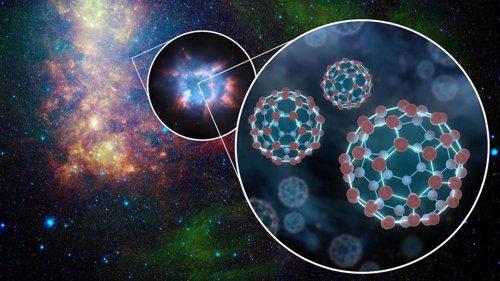 Moléculas de cadenas de carbón en las que se 'esconde' el hierro en el medio interestelar