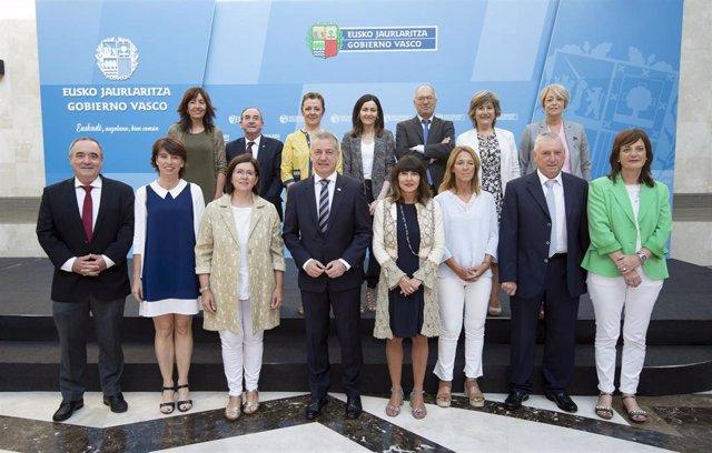 Instituciones y expertos realizan más de 400 aportaciones al borrador para la reforma de la ley vasca de igualdad.