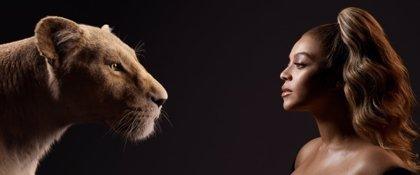 Beyoncé pone música al remake de El Rey León con todo un álbum y estrena el adelanto Spirit