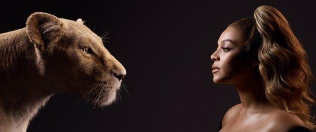 Beyoncé pone música a El Rey León