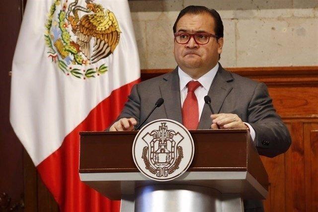 lExgobernador de Veracruz Javier Duarte