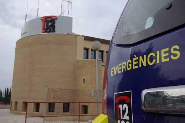 Edifici del 112 a Balears.