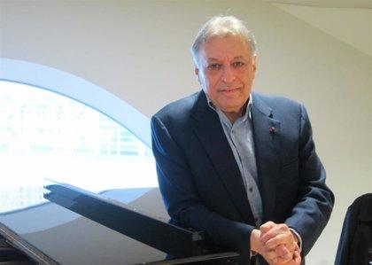 Zubin Mehta se despide este domingo con Verdi de la dirección de la Orquesta Filarmónica de Israel