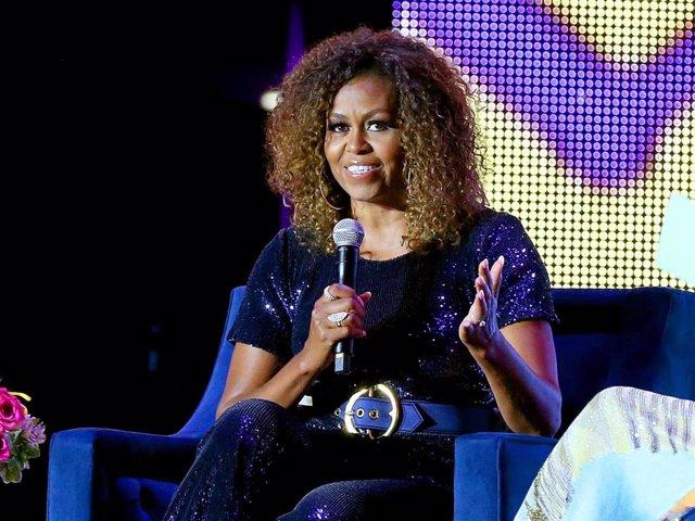 Michelle Obama en el Festival ESSENCE presentado por Coca-Cola - Louisiana Superdome-