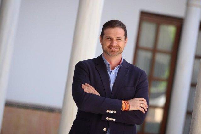 Juan de Dios Sánchez, parlamentario andaluz de Ciudadanos