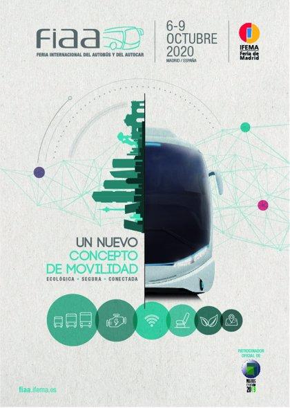 La Feria del Autobús y el Autocar estrenará imagen en su edición de 2020