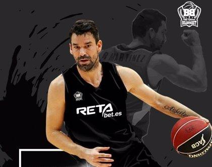Rafa Martínez continuará en activo con el Bilbao Basket