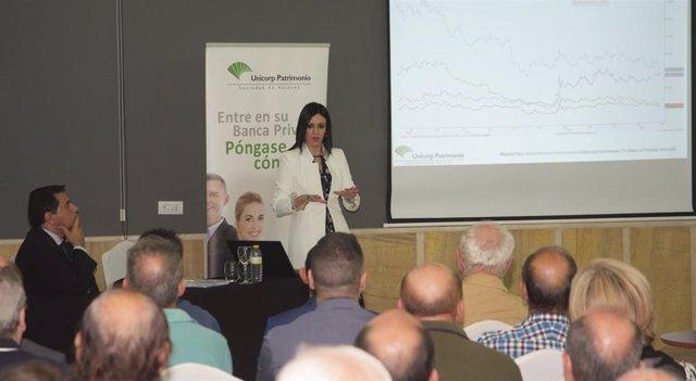 Sesión celebrada en Jaén