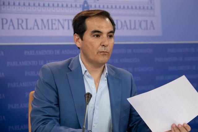 Rueda de prensa del portavoz del Grupo Parlamentario Popular, José Antonio Nieto.