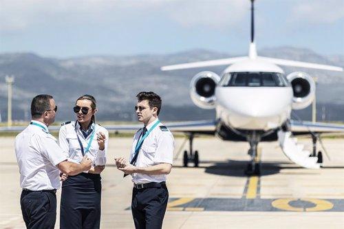 El aeropuerto de Castellón contará con una nueva escuela de pilotos