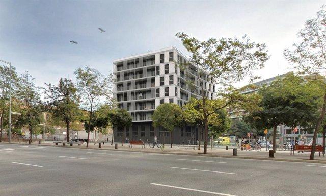 [Grupoeconomiacat] Fwd: Nota De Premsa: Habitat Immobiliria Adquireix Un Nou Sl A Girona Que Suposar Una Invesión De Més De 23 Milions