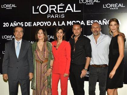 L'Oréal Paris reúne los diseñadores y modelos más importantes en su desfile más especial