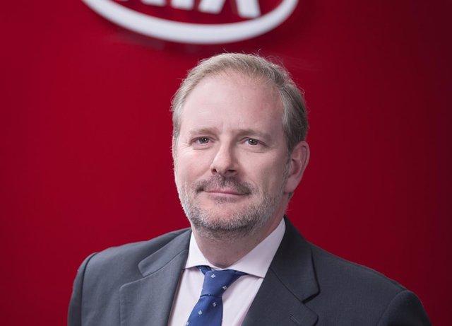 Eduardo Divar, director general Kia Motors Iberia