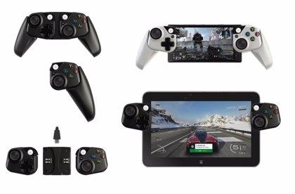 Microsoft trabaja en unos mandos de videoconsola desmontables compatibles con el móvil
