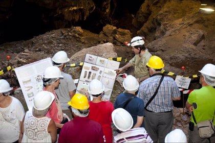 Abierto el plazo de inscripción para las visitas guiadas a Cueva Victoria (Cartagena)