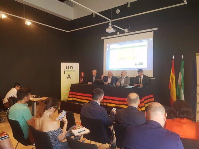 Fwd: Nota Cursos Veranos Unia Málaga