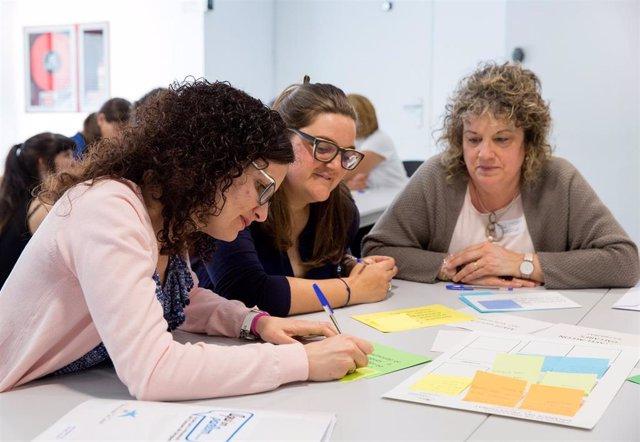 Un colegio de Almendralejo, seleccionado para participar en el Programa Liderazgo para el Aprendizaje de EduCaixa