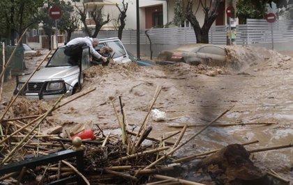 Mueren al menos siete personas por el mal tiempo en el norte de Grecia
