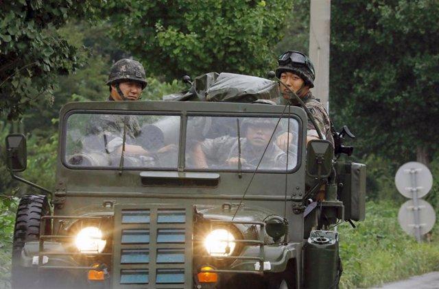 Militares de Corea del Sur
