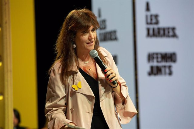 Laura Borràs (JxCat)