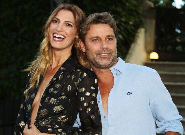 Laura Sánchez y David Ascanio en una foto de archivo de  Europa Press