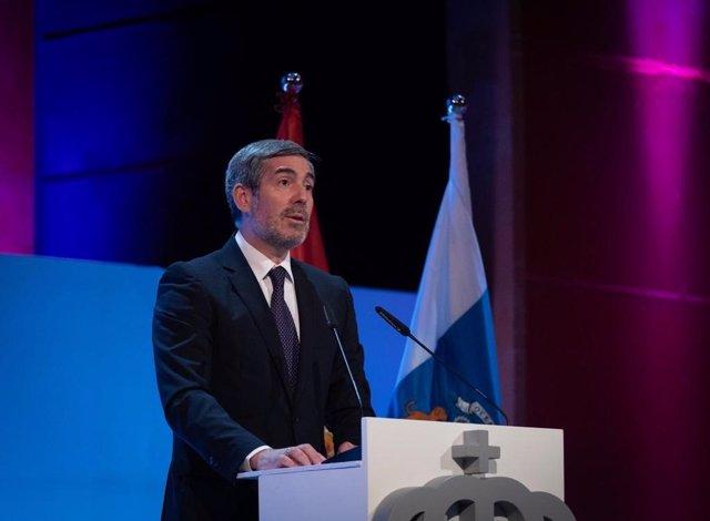 """Resultado de imagen de Clavijo """"en absoluto"""" siente tristeza por dejar la Presidencia de Canarias"""