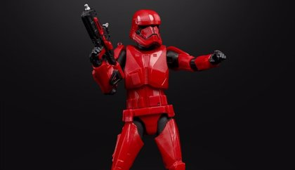 Star Wars: Así son los Sith Troopers de El ascenso de Skywalker