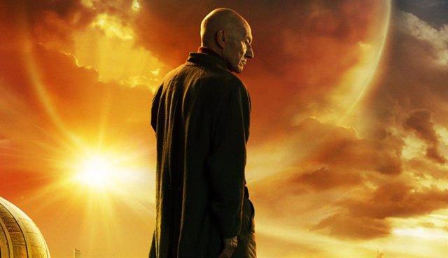 Póster oficial de Star Trek: Picard