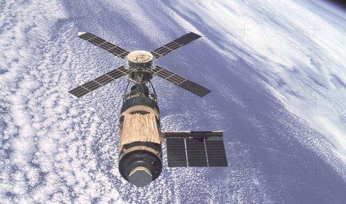 Laboratorio espacial Skylab