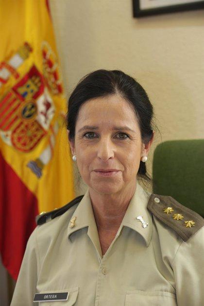 España contará con la primera mujer general en sus Fuerzas Armadas, la coronel Patricia Ortega