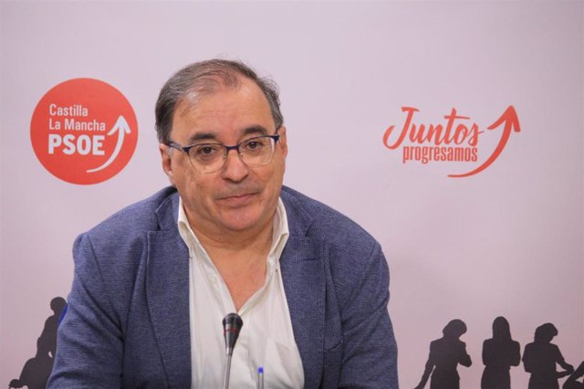 El diputado regional del PSOE Fernando Mora