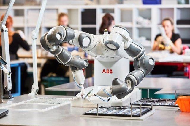 Robot colaborativo de ABB