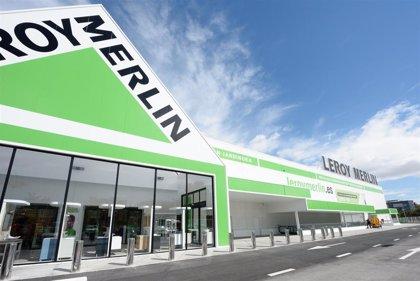 Leroy Merlin refuerza su compromiso con el medio ambiente