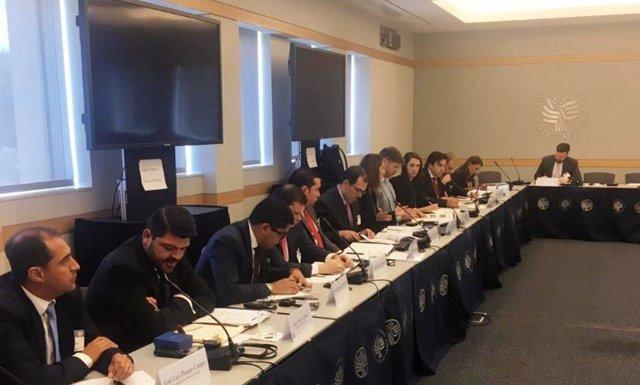 Reunión para la lucha antidrogas