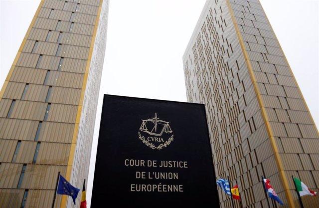 Tribunal de Justicia de la Unión Europea, en Luxemburgo