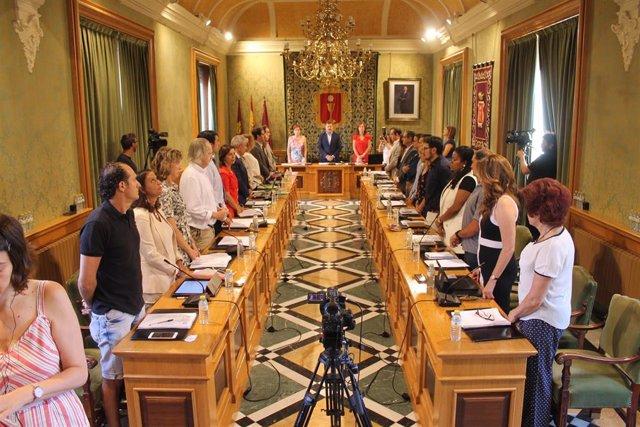 Pleno Organico Ayto Cuenca