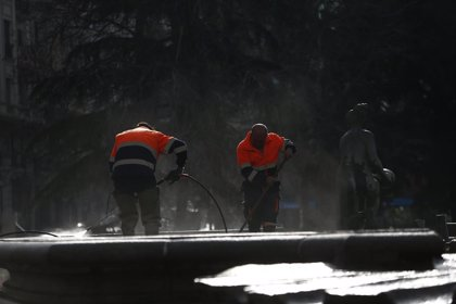 Más de 27.000 trabajadores del sector de la limpieza no fueron a trabajar ni un día en 2018