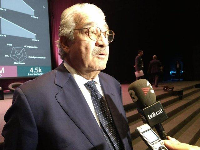 El consejero delegado de Endesa, José Bogas