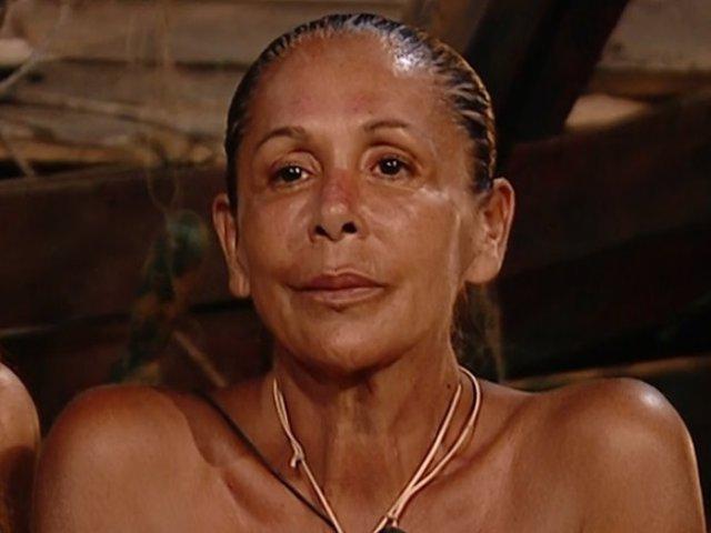Isabel Pantoja deja la isla de 'Supervivientes' por problemas de salud