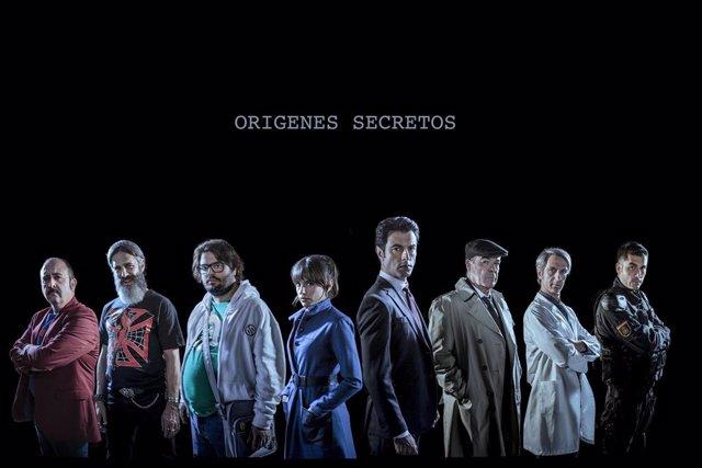 Cártel de la película 'Orígenes Secretos'
