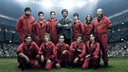 La 3ª temporada de La Casa de Papel llega antes a Madrid, Valencia, Málaga o Sevilla