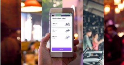 Cabify ofrece servicio de reserva de taxi en Madrid y Valencia