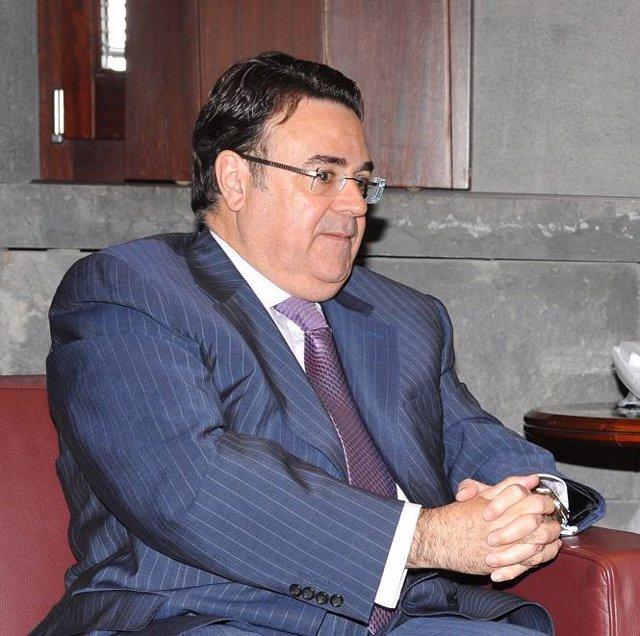 Antonio Llardén, Presidente De Enagas