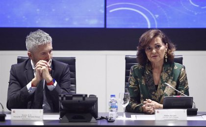 """Marlaska defiende el informe del Orgullo y repite a Cs que pactar con la extrema derecha tiene """"consecuencias políticas"""""""