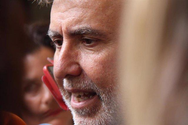 Secretario general del Partido Socialista Canario, Ángel Víctor Torres