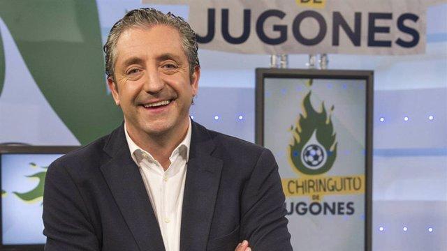 Josep Pedrerol en El chiringuito de Jugones