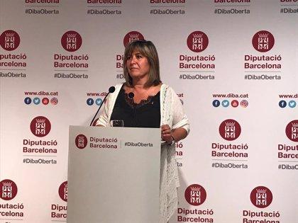 Marín ensalza el diálogo tras ser nombrada presidenta de la Diputación con apoyo de JxCat