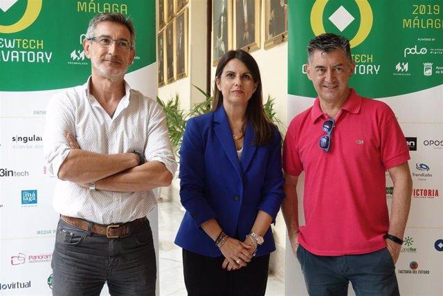El Ayuntamiento De Málaga Informa: Reenviamos Nota De Presentación De Observatorio De Nuevas Tecnologías