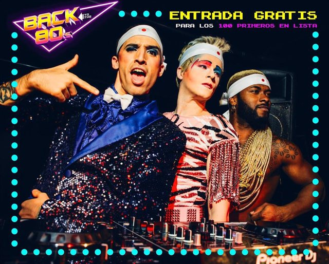 Temas de Bowie o Alaska y videojuegos arcade, en la fiesta de los 80 que estrena el Palacio de la Prensa el 12 de julio